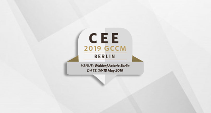 Meet us @ GCCM Berlin